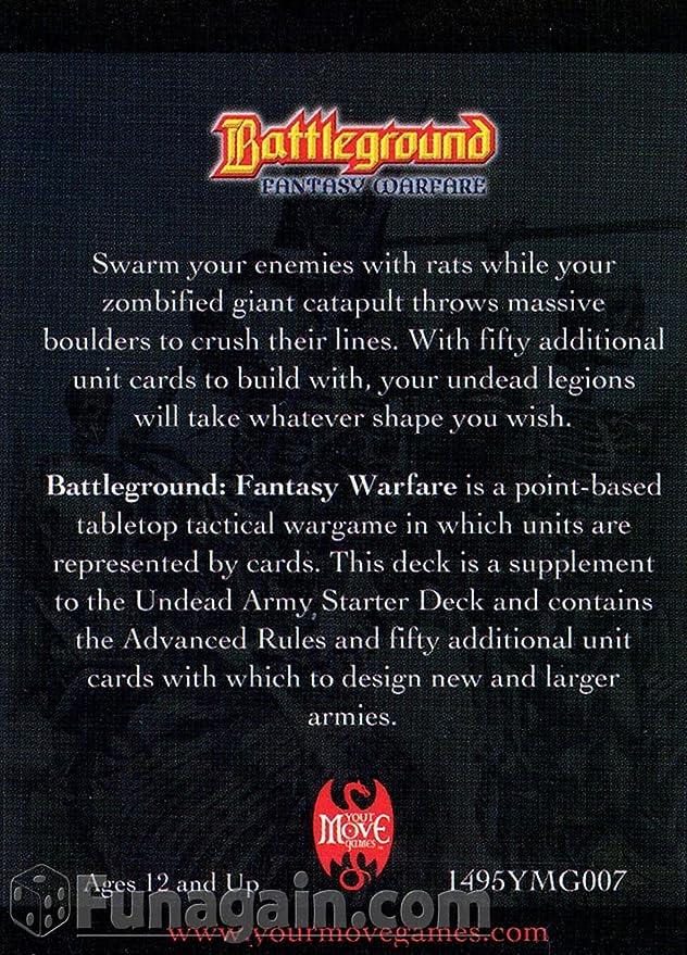 Battleground Fantasy Warfare Undead Army