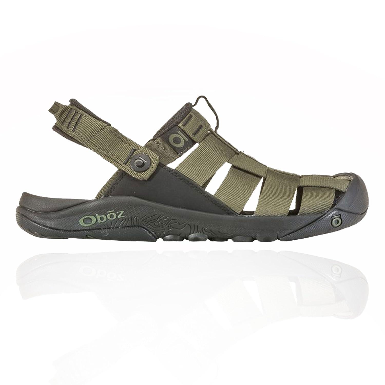 Oboz Men's Campster Sandal B074N9G8BM 11 D(L) US|Olive