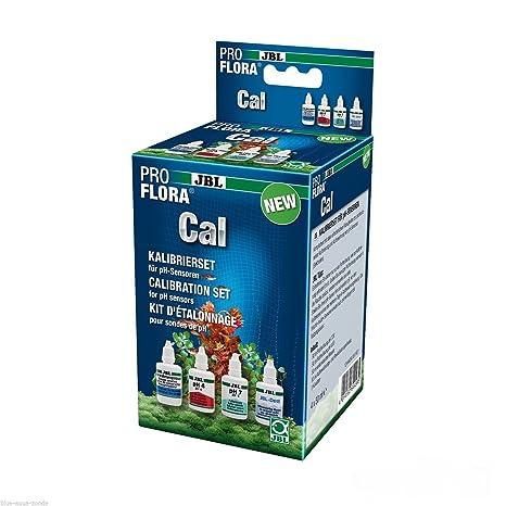 JBL proflora Cal 2 64456 Juego Completo para calibrado, Limpieza y Cuidado de pH de