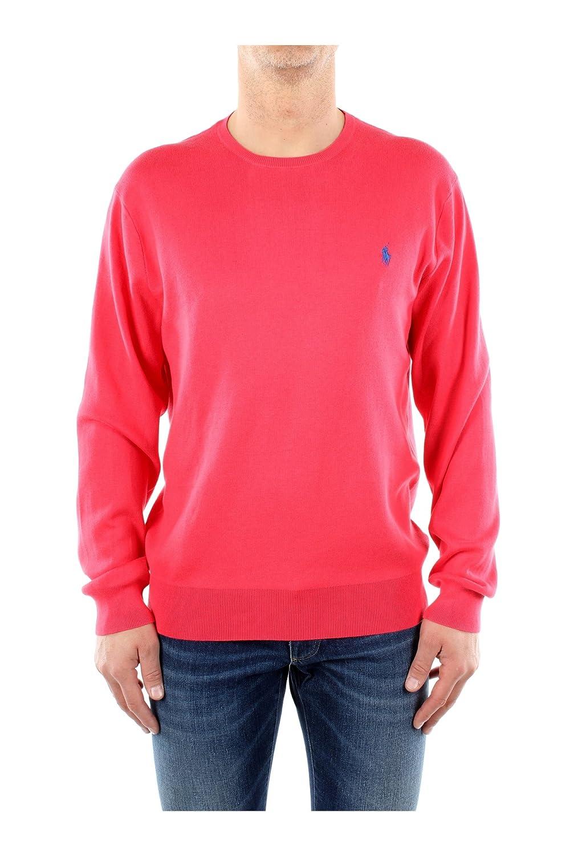 A40S4602C4782A6TUV Ralph Lauren Sweatshirts Men Cotton Red
