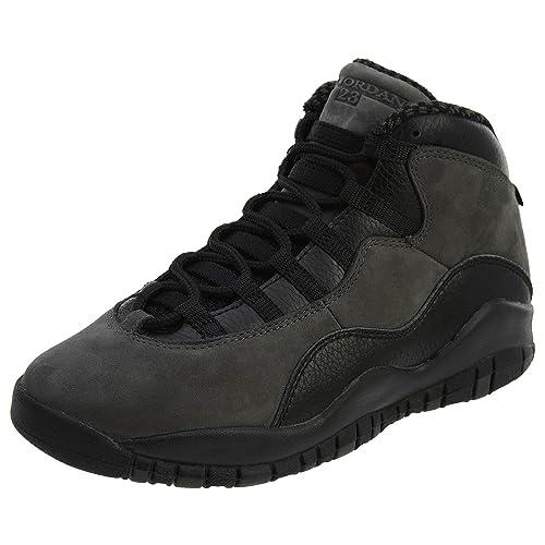 Nike Kids Air Jordan 10 Retro GS Black 310806-002 (SIZE  3.5Y 166636de6