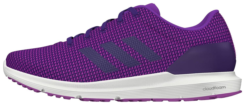 adidas Damen Cosmic W Laufschuhe, Grau  38 2/3 EU|Mehrfarbig (Indigo 001)