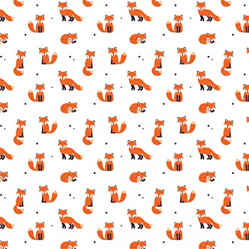 Baby Shower Party Paper 24 x 85/' Feet Woodland Deer Gift Wrapping Paper Birthday Wrapping Paper