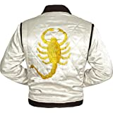 New Drive Jacket - Ryan Gosling Famous Drive Scorpion Jacket ►Best Halloween Deal◄ - Super Quality