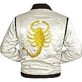 New Drive Jacket ►PREMIUM QUALITY◄ Ryan Gosling Famous Scorpion Jacket - Best Sellers