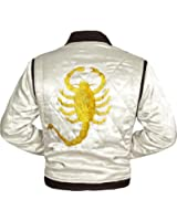 New Drive Jacket - Ryan Gosling Famous Drive Scorpion Jacket ►Best Quality◄