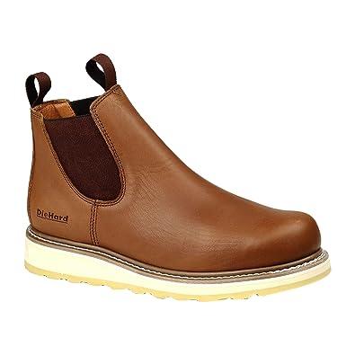 3ecc8a1b12d Amazon.com   Sears Diehard Romeo Work Boot Brown   Chelsea
