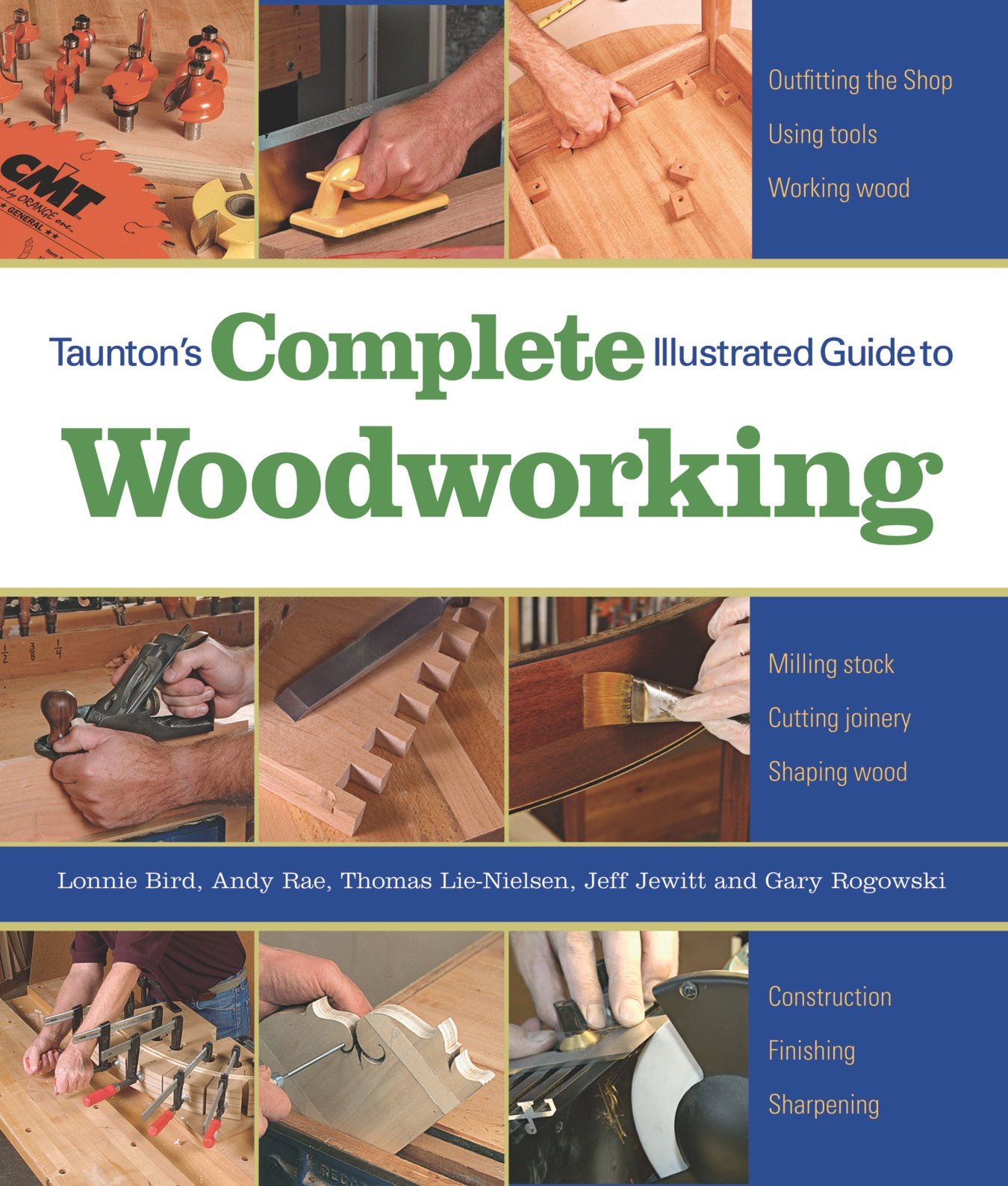 Tauntons Complete Illustrated Guide To Woodworking pdf epub