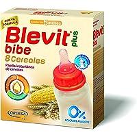 Blevit Plus Papilla 8 Cereales Para Biberón 6 Unidades 600 g