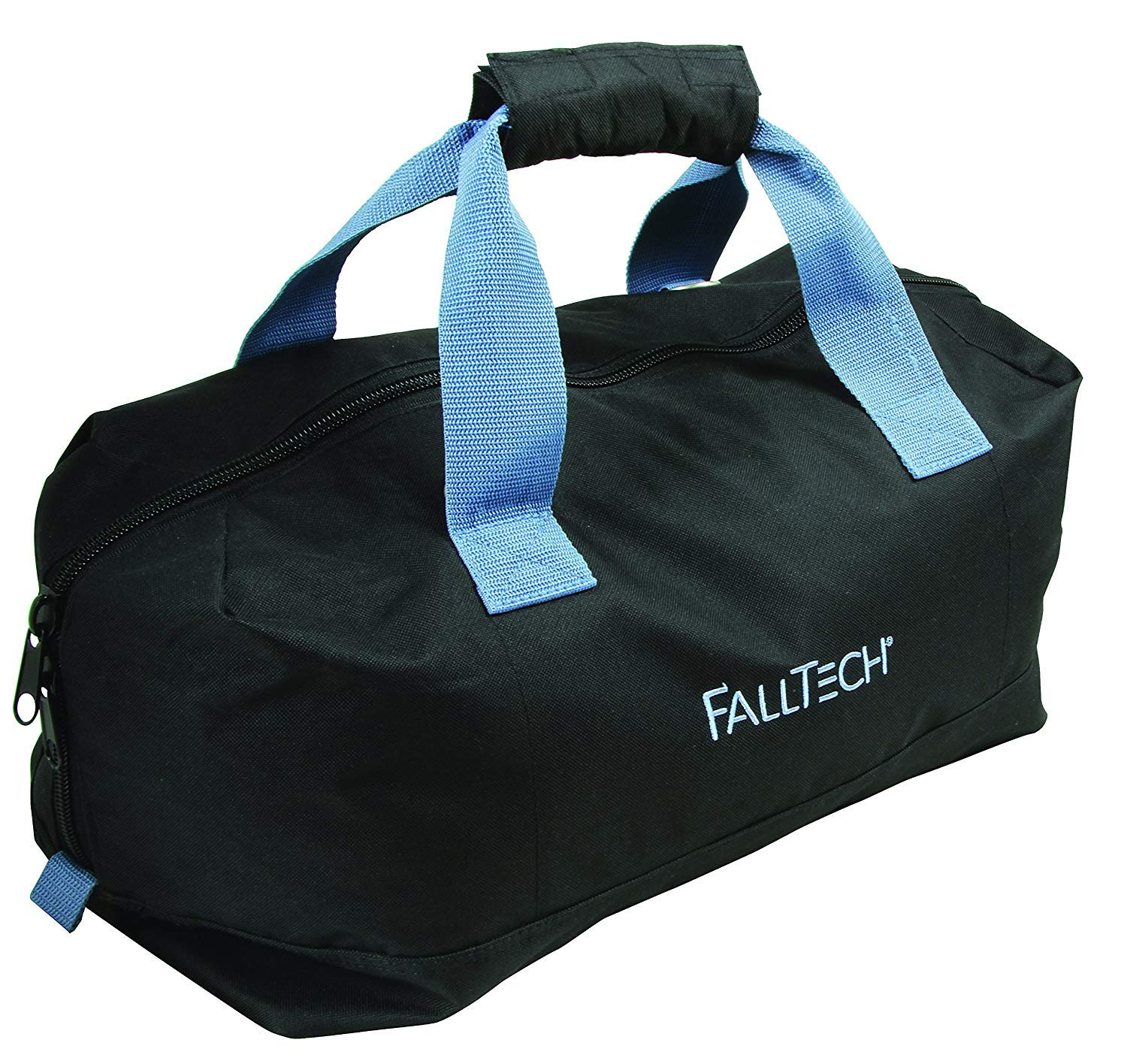 FallTech 5007LP Storage Large Gear Bag with Shoulder Strap and Carry Handles, 10'' x 18'', Black