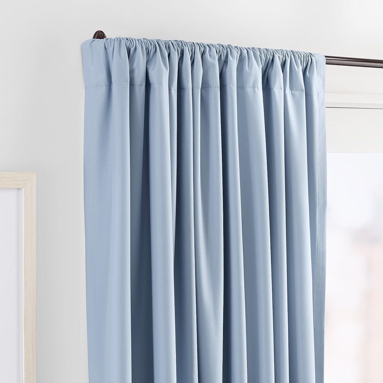 Bronze 244244-758-A60 Basics Room Darkening Curtain Rod 48 to 88