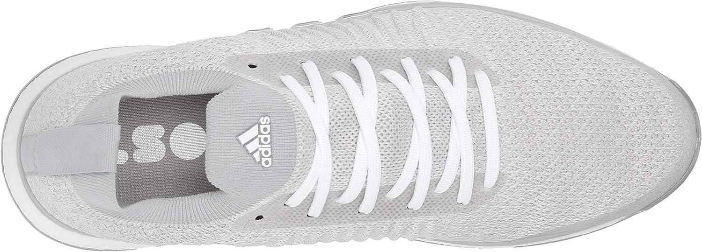 adidas Grau Zwei Weiß Silber Metallic