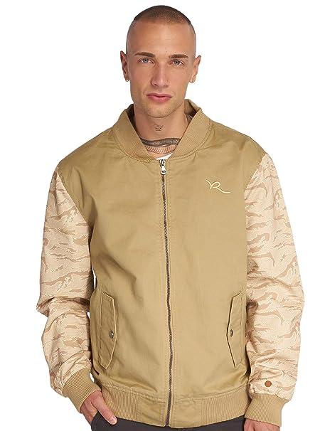 Giacchegiacca College Abbigliamento Amazon Rocawear Uomo Ante it w5qnnEPa6