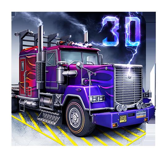 (Skill 3D Parking - Thunder Trucks)