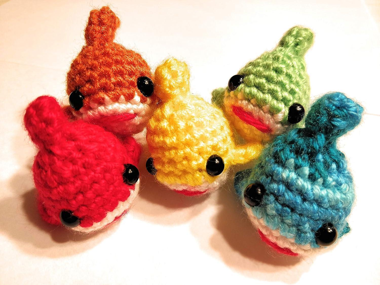 Shark amigurumi pattern crochet toy | 1125x1500
