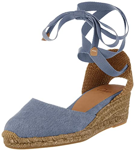 Castañer Carina T/3/Ss19002, Alpargatas para Mujer: Amazon.es: Zapatos y complementos