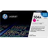 HP 504A Toner Magenta Authentique (CE253A)