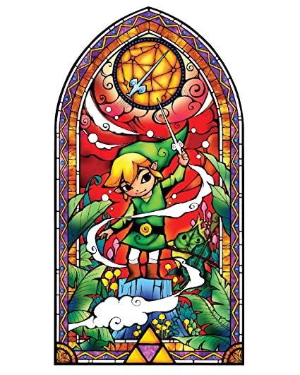 Cancelled Wind Waker 2 Concept Art