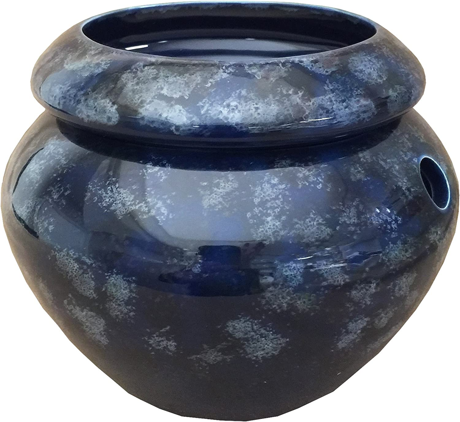 TVP Pottery Urn-Shaped Self-Watering Planter