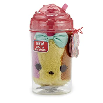 MGA Entertainment Num Noms Lights Surprise in a Jar - NEA Snow Animales de Juguete Multicolor