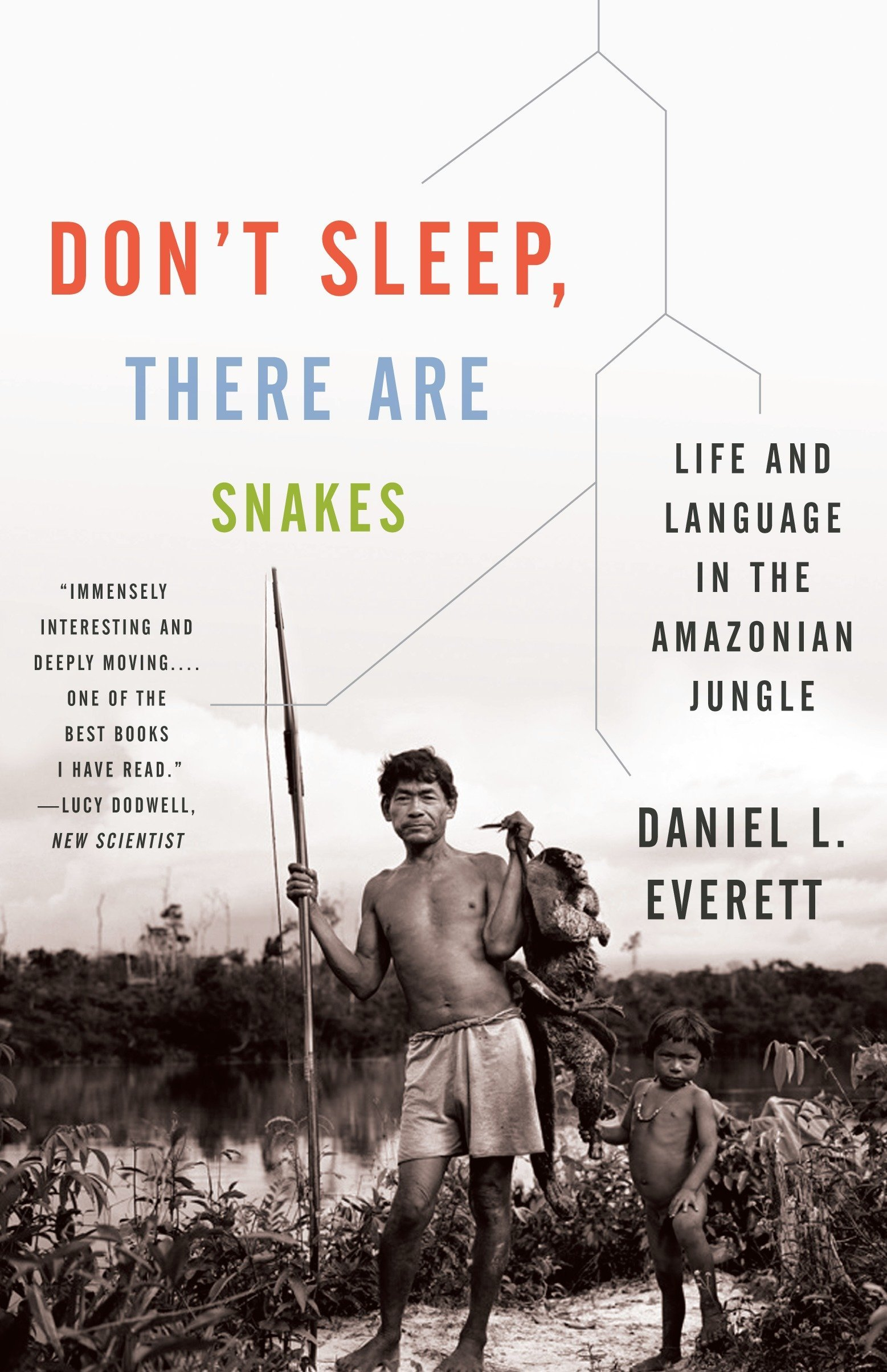 Dont Sleep, There Are Snakes: Life and Language in the Amazonian Jungle Vintage Departures: Amazon.es: Daniel L. Everett: Libros en idiomas extranjeros