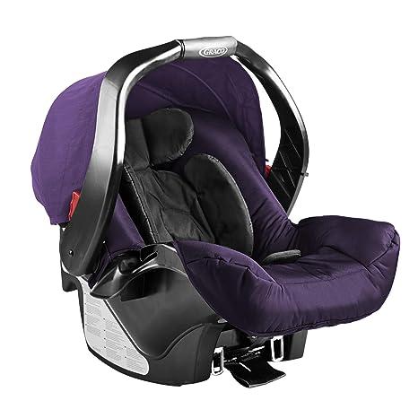 Graco Sky Junior Baby Car Seat Purple Shadow