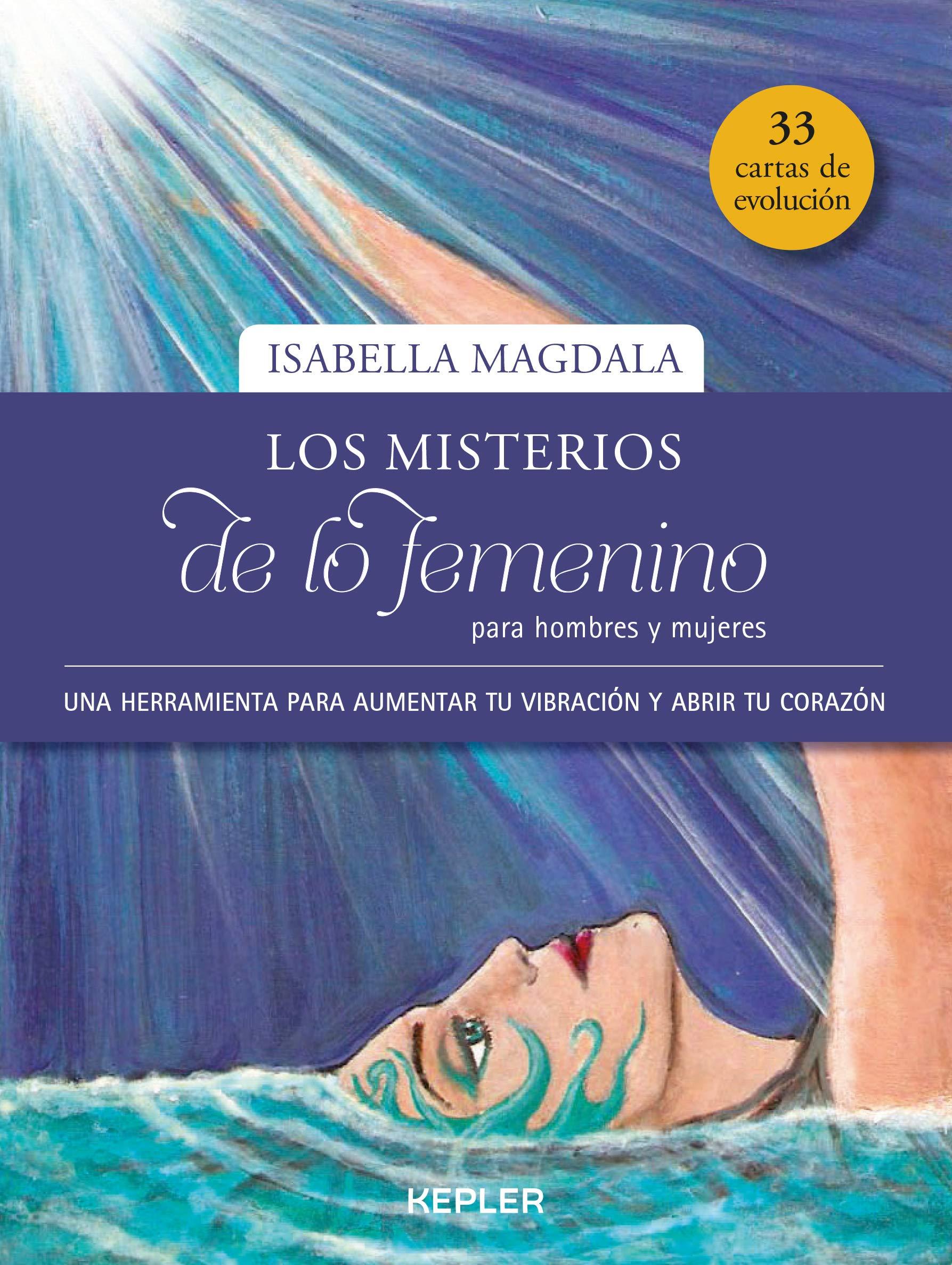 Los misterios de lo femenino para hombres y mujeres Kepler ...