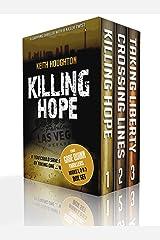 Gabe Quinn Thrillers: Books 1, 2 & 3 Box Set Kindle Edition