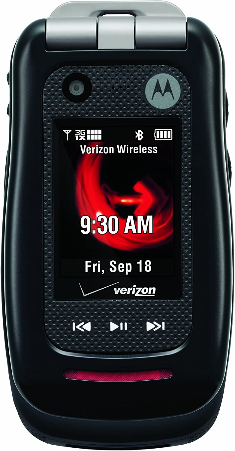 Motorola Barrage V860 Phone (Verizon Wireless)