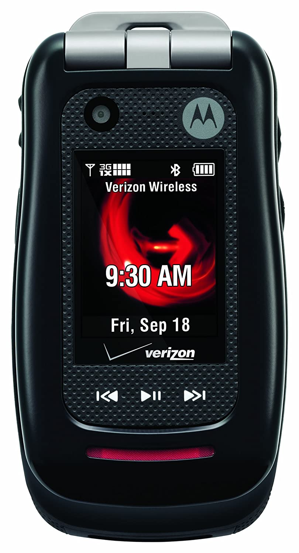Amazon.com: Motorola Barrage V860 Phone (Verizon Wireless): Cell Phones &  Accessories