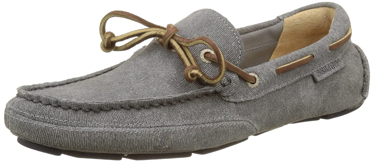 Sebago Men's Men's Kedge Tie Denim Suede Shoes In Size 41.5 E (W) Blue wWmuuaWRD