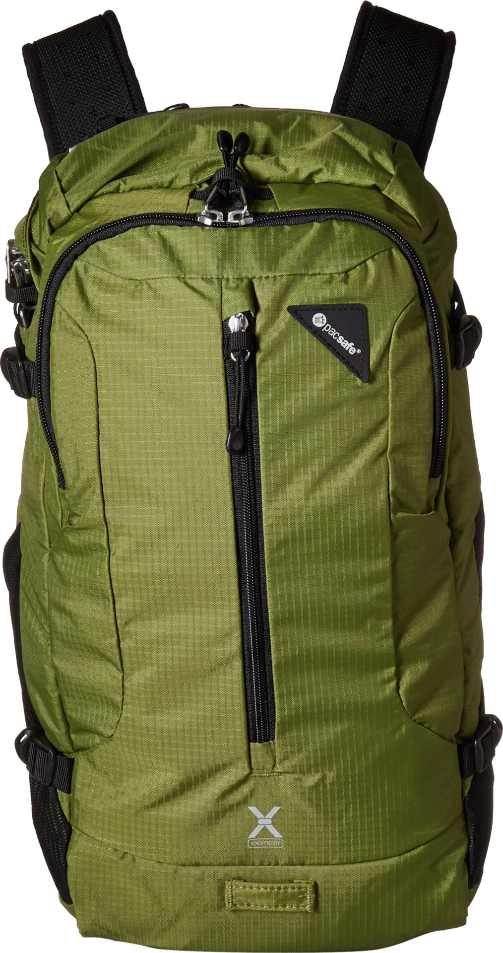 Pacsafe Venturesafe X22 Anti-Theft Adventure Backpack (Olive Green)