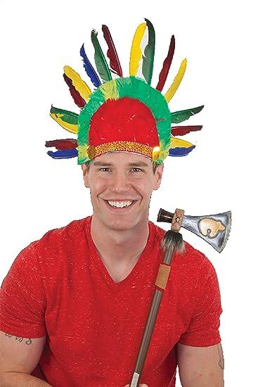 J25571 Toy Indian Headdress NEW ITEM  sc 1 st  Amazon.com & Amazon.com: J25571 Toy Indian Headdress NEW ITEM: Clothing