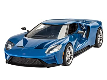 Revell  Ford Gt  Scale Plastic Model