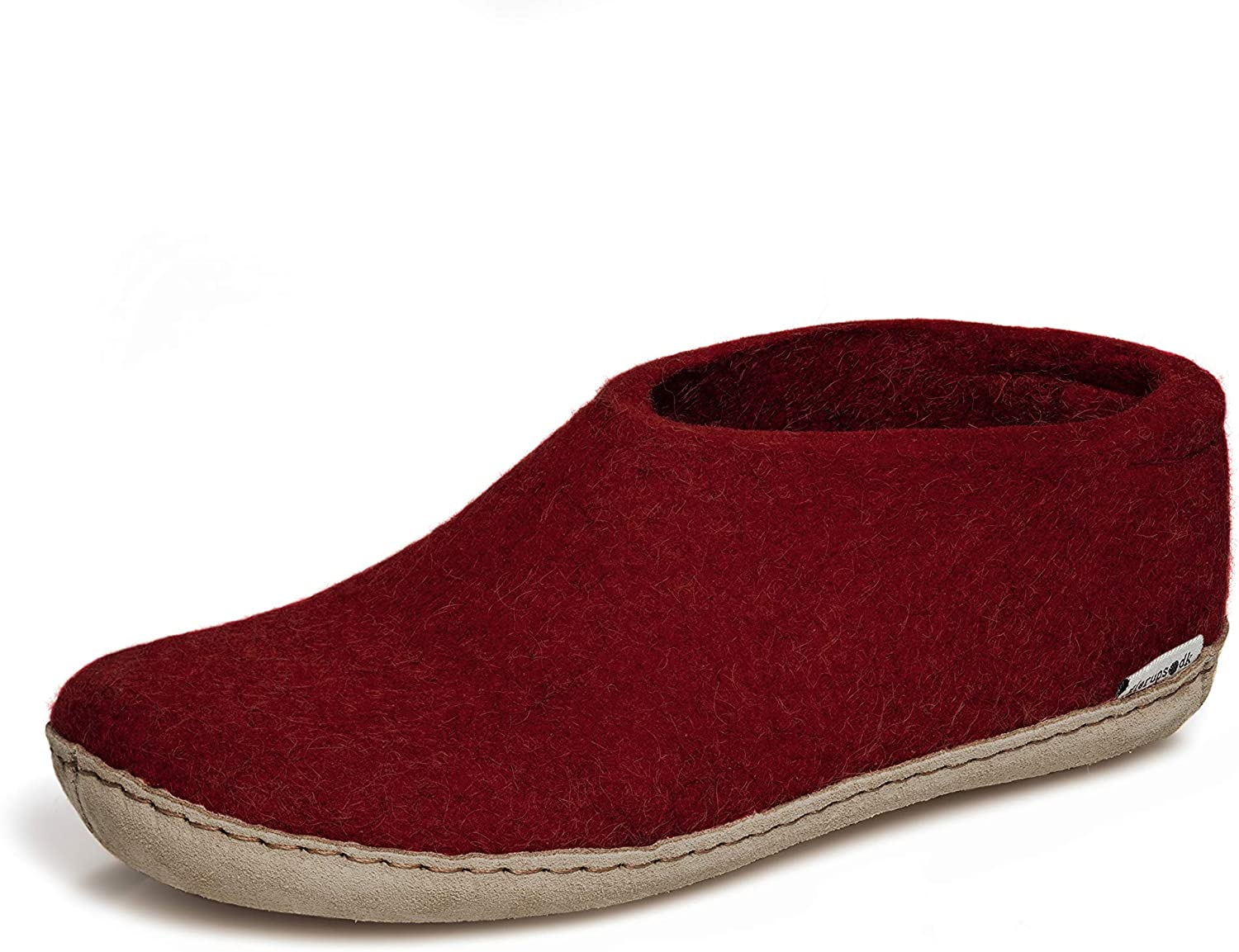 Glerups Woman Slippers Red 39