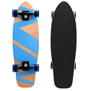 Best Wood Cruiser Skateboard