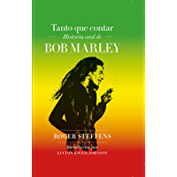 Tanto que contar: Historia oral de Bob Marley (Cultura popular) (Spanish Edition) book cover