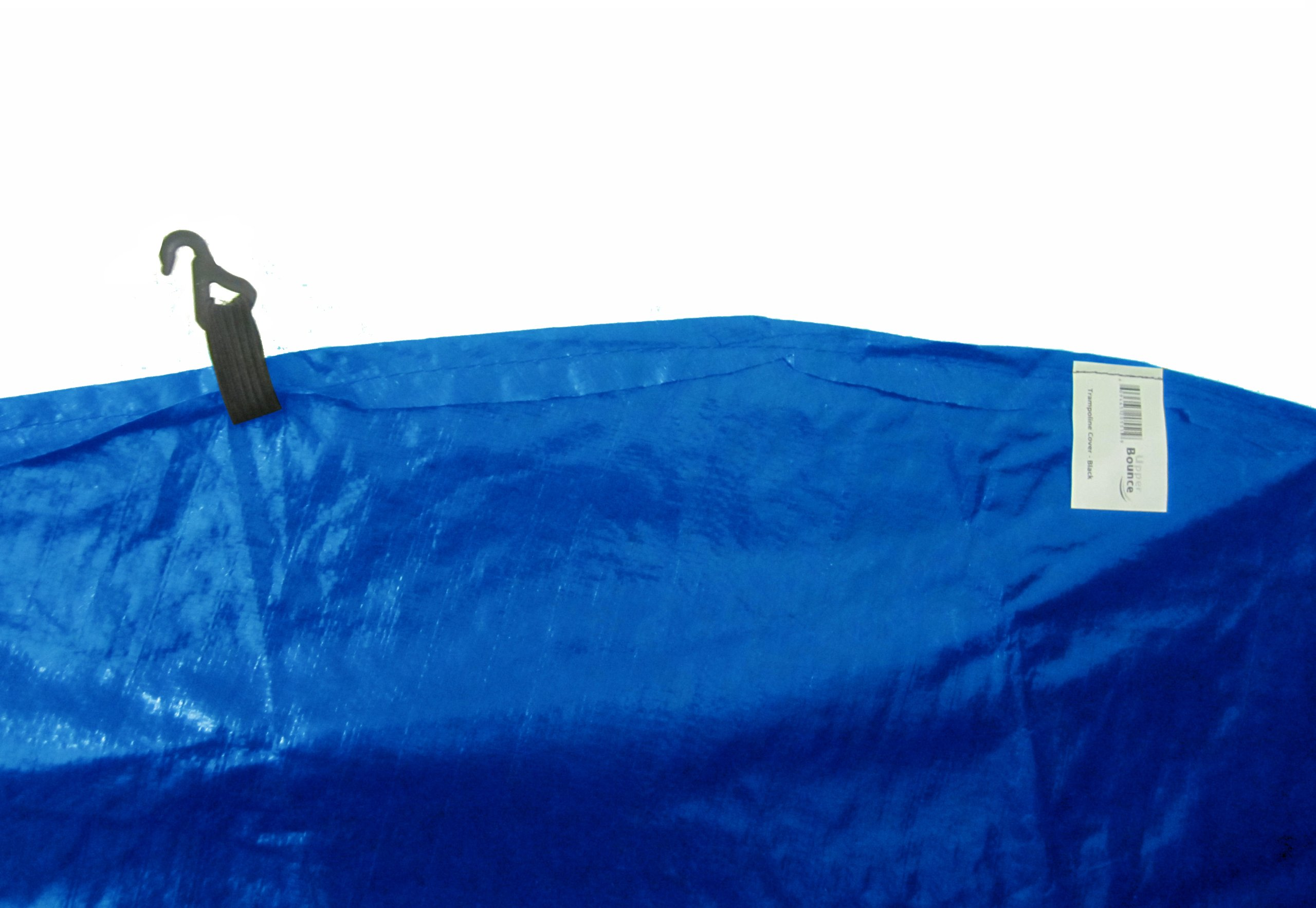Upper Bounce Economy Trampoline Weather Protection Cover, Fits for Sports Power Model # TR-1463A-enc - Blue by Upper Bounce (Image #2)