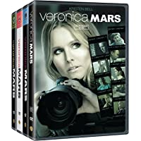 Veronica Mars: The Complete Seasons 1 to 3 & The Movie (19-Disc Box Set) (Slipcase Packaging + Fully Packaged Import)