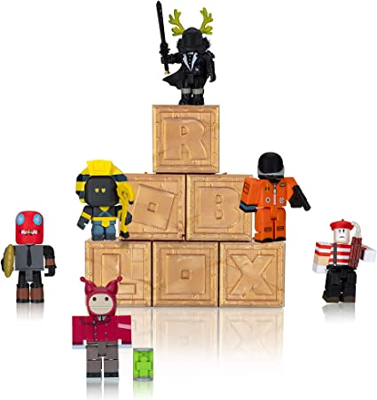 Omg I Found A Way To Unlock The New Roblox Avatar Selection Amazon Com Roblox Action Collection Series 8 Mystery Figure 6 Pack Includes 6 Exclusive Virtual Items Toys Games