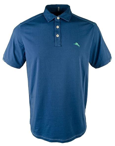 912469503 Amazon.com: Tommy Bahama Men's Big and Tall Tropicool Spectator IslandZone  Polo Shirt: Tommy Bahama: Clothing
