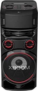 LG RN7 XBOOM Audio System with Bluetooth and Bass Blast
