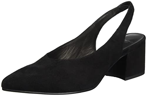 Womens MYA Closed Toe Heels, Black Vagabond