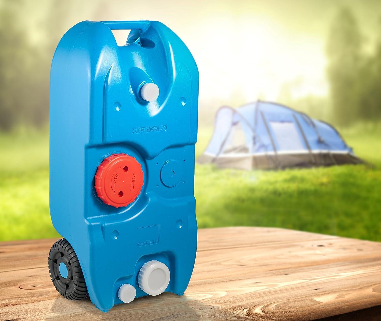Hapro Frischwasser Rolltank Wasserkanister Wasserbehälter Wasserrolltank Frischwassertank