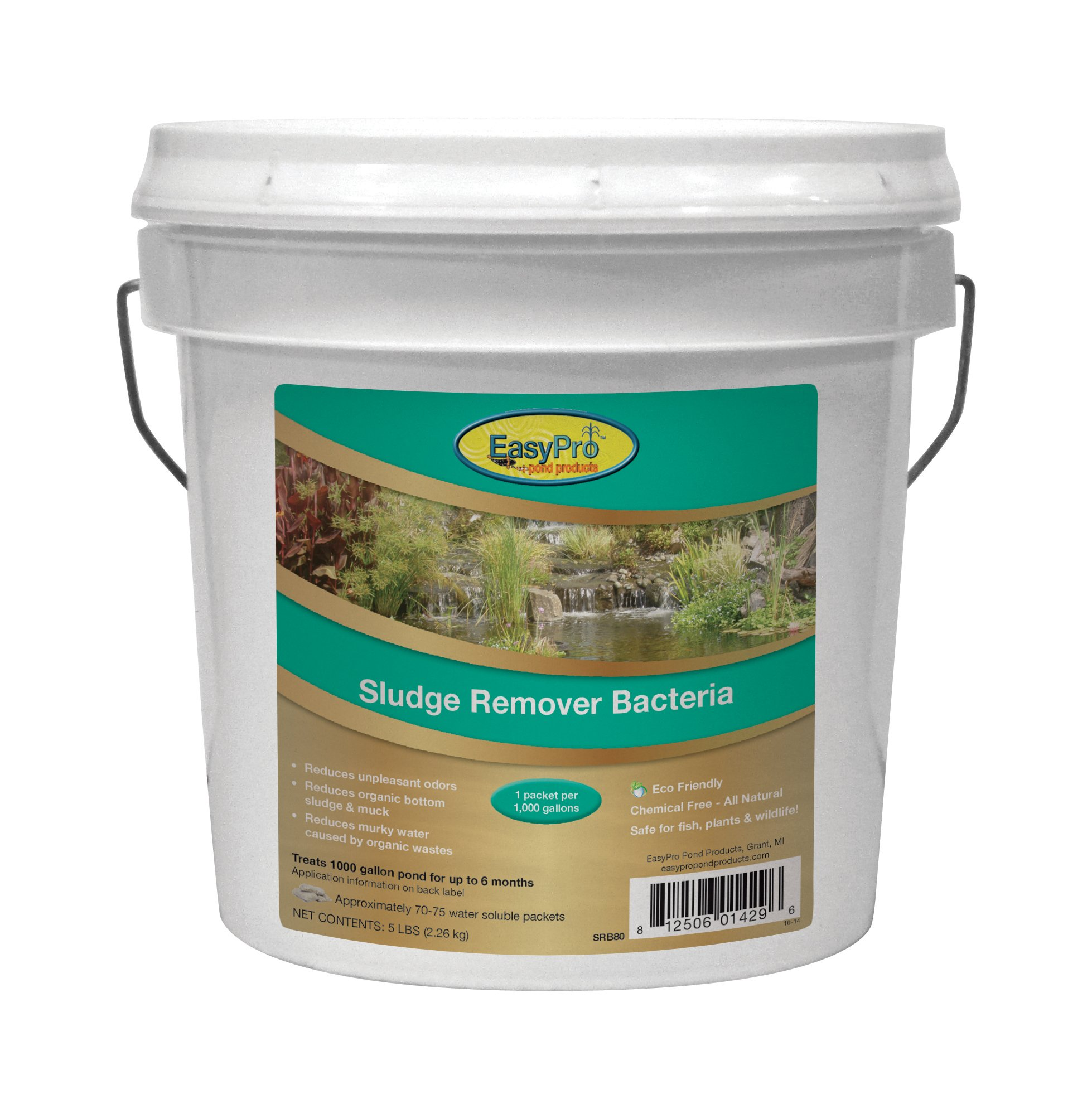 EasyPro Products SRB80 Sludge Remover Bacteria