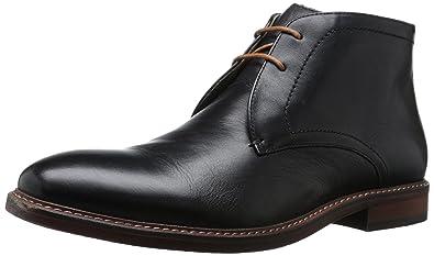 Amazon.com | Steve Madden Men's Beckon Chukka Boot, Black, 13 M US ...