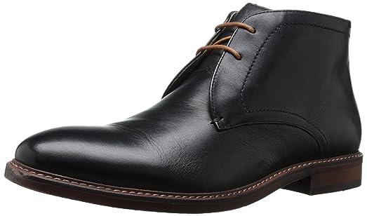 Steve Madden Men's Beckon Chukka Boot, Black, ...