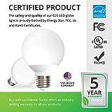 Sunco Lighting 10 Pack G25 LED