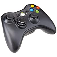 Controle Xbox 360 Original / Sem Fio / Preto