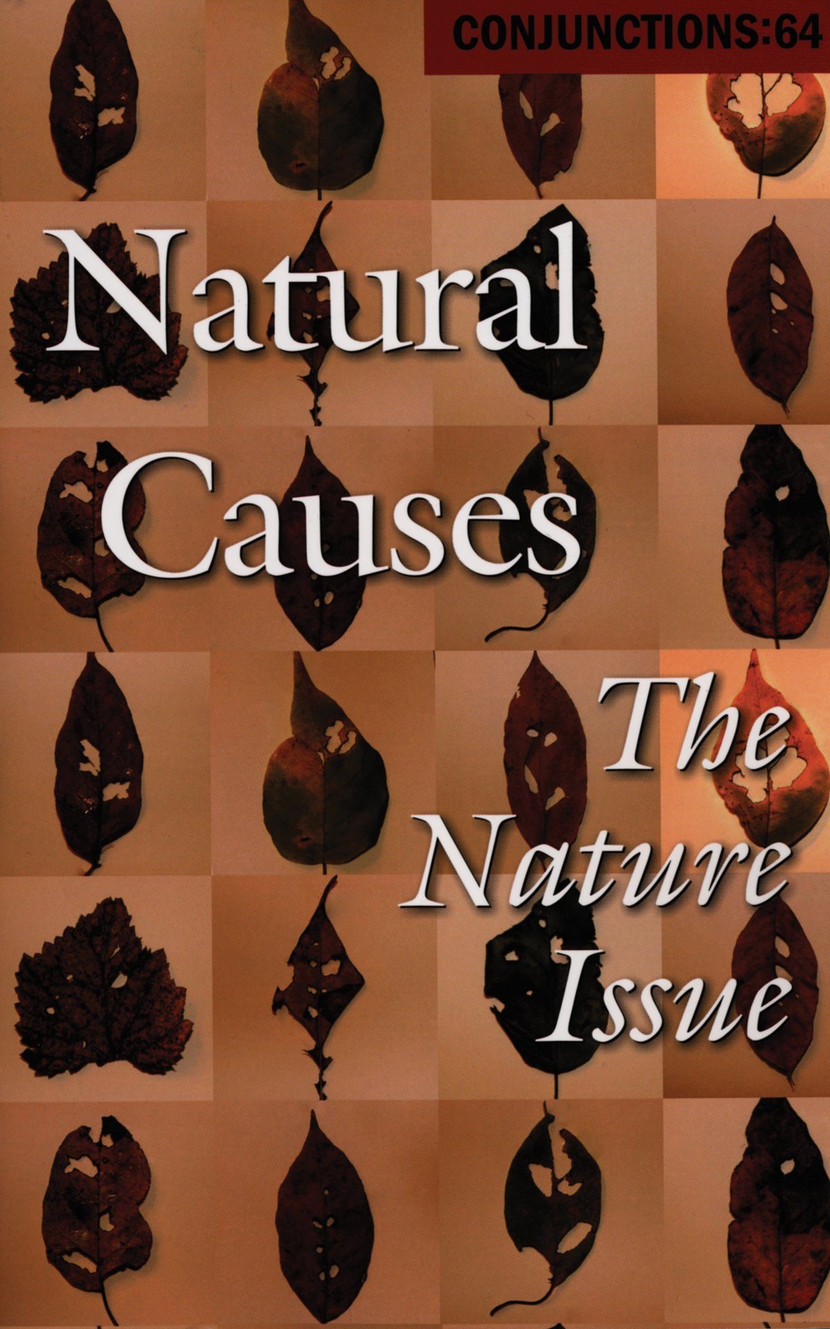 Download Conjunctions: 64, Natural Causes pdf